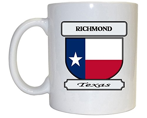 Richmond, Texas (TX) City Mug