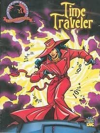 Where on Earth is Carmen Sandiego? - Time Traveler [VHS]