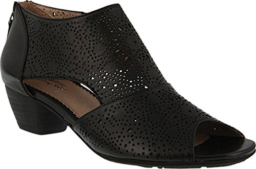 Spring Step Women's Atlas Black Sandal