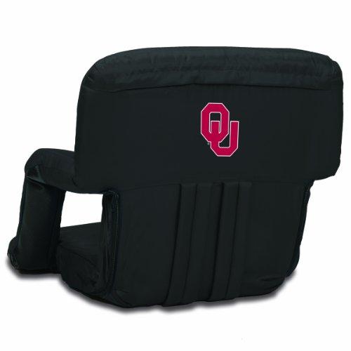 NCAA Oklahoma Sooners Ventura Portable Reclining Seat