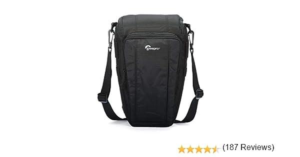 Lowepro Toploader Zoom 55 AW II: Amazon.es: Electrónica