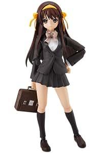 Max Factory The Disappearance of Haruhi Suzumiya: Haruhi Suzumiya Figma Action Figure Kouyou Academy Uniform Ver.