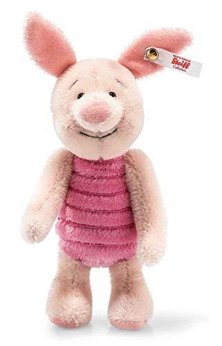 Steiff Disney Miniature Piglet Limited Edition 683657 Pink 16cm