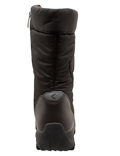 KEFAS Brown Man Winter SKELETON Boot Snow 2920 R4pFqORw