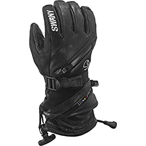 Swany Women's X-Cell II Glove Black Medium
