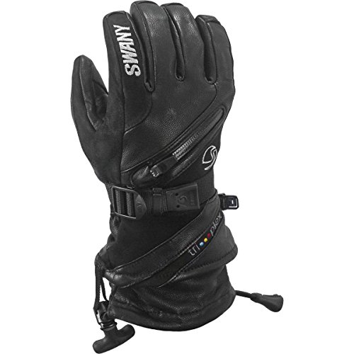 Swany Women's X-Cell II Glove Black Medium