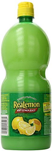 ReaLemon Juice Squeeze Bottles, 48 Fluid Ounce