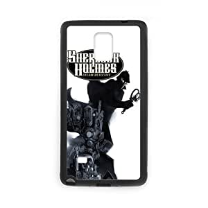 1pc Hard Snap On Skin For HTC One M9 Phone Case Cover (Laser Technology), Sherlock Holmes Kimberly Kurzendoerfer