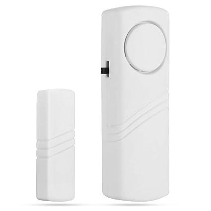 Sensor Magnético Inalámbrico, Puerta Y Ventana Entrada para ...