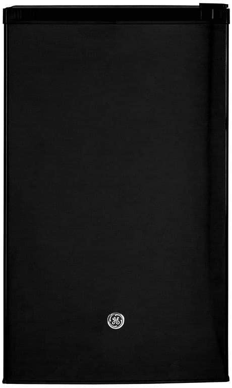 Haier/GE GME04GGKBB Compact Refrigerator, Black