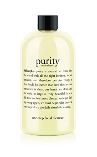 Philosophy Purity Made Simple One-Step Facial Cleanser, 16 Ounces