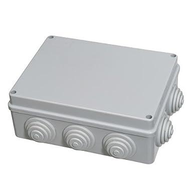 Caja Estanca Superficie Con Tornillo 190x140x70 mm.: Amazon.es ...