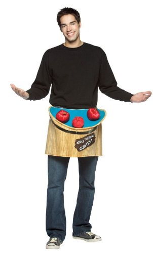 Bobbing For Apples Men's Costume ()
