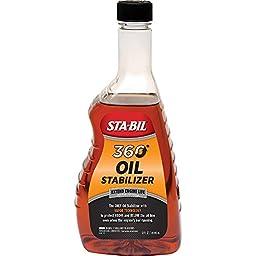 STA-BIL 22402 360 Oil Stabilizer, Oil Additive,  Oil Treatment - 32 fl. oz.