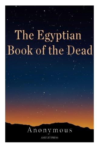 Egyptian Book Dead