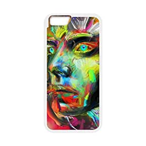 Custom Colorful Case for iphone 6 4.7 , Dream Theory Cover Case - HL-R653934