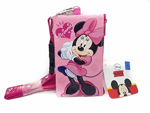 Disney Lanyard Holders Coin Purse