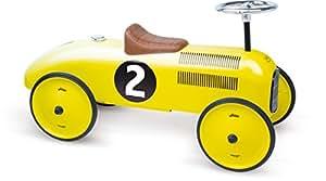 Vilac Metal Car, Yellow