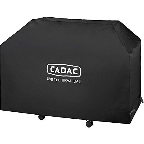 CADAC 98700-30-CVR Stratos 3 Grill Cover, Black