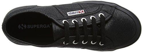 Sneakers Superga Damen 2750 Lamew Nere (nero Pieno)