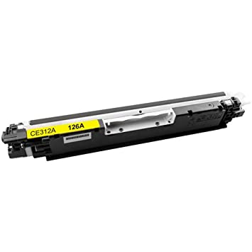 Toner Amarillo Compatible para HP CE312A Laserjet Pro 100 CP ...