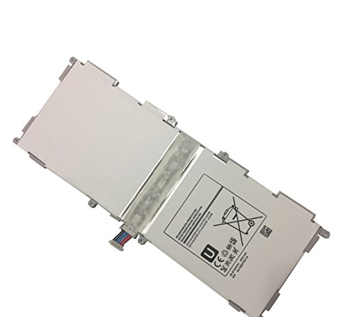 """Tesurty New Replacement Battery EB-BT530FBU EB-BT530FBUC for Samsung Galaxy Tab 4 10.1"""" SM-T530 SM-T530NU T530 T531 T533 T537 T535 with Tools"""