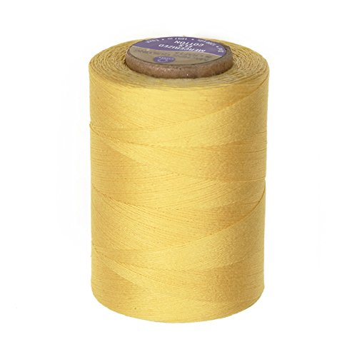 Coats & Clark Inc. Cotton Machine Quilting Thread 1200 YD Yellow