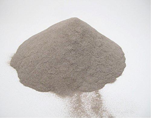 Brown Aluminum Oxide Blast Abrasive Media, 180 Mesh Size, Very Fine Grit (50 LBS)