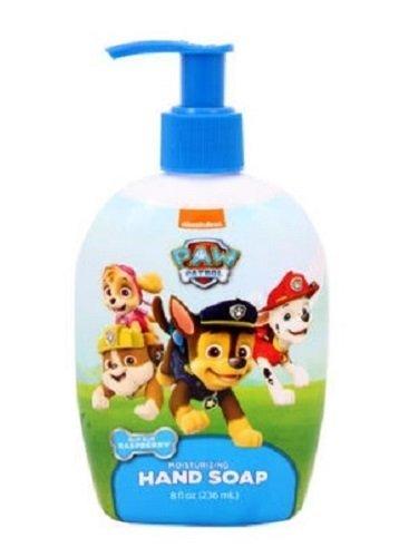 Paw Patrol Liquid Soap Size 8 ounce Pump Bottle