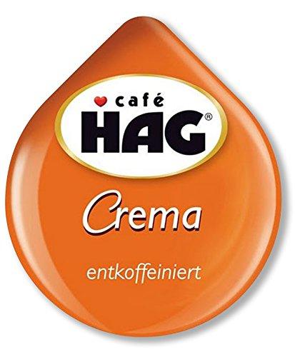 Tassimo KAFFEE HAG Crema Decaf T-Discs