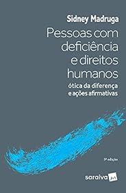 Pessoas com deficiência e direitos humanos - 3ª edição de 2019