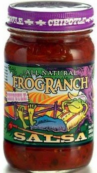 Ranch Salsa - FROG RANCH Salsa Chipotle, 16 OZ