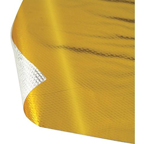 DEI Reflect-A-GOLD High-Temperature Heat Reflective Adhesive Backed Roll