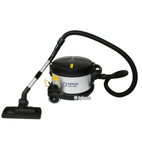 NILFISK GD930 Canister HEPA 4 Gallon Dry Vacuum w/tools