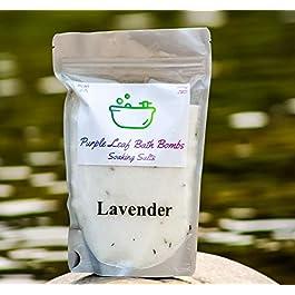 200mg Hemp Oil – Dead Sea Epsom Bath Soak – Pain Relief, Foot Soak, Dead Sea Epsom, High Mineral Content, Relaxation, Essential Oils (Rose Petal)
