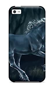 Hard Plastic Iphone 4/4s Case Back Cover,hot Unicorn Horse Magical Animalw Case At Perfect Diy