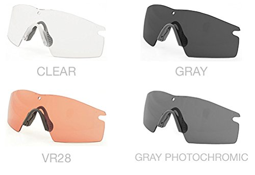 Oakley SI Ballistic Frame 2.0 Replacement Lens - Ballistic Lens