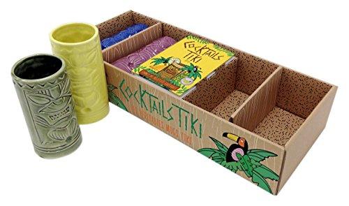 Coffret Tiki box Coffret produits – 19 octobre 2016 Liquid Liquid Hachette Pratique 2013963068 Cocktails