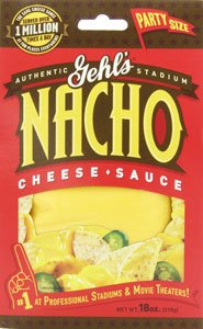 Gehls Authentic Stadium Nacho Cheese Sauce (Gehls Nacho Cheese Sauce compare prices)