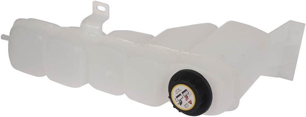 AUTOMUTO Radiator Coolant Fluid Overflow Bottle Tank Reservoir Compatible with 2000-2005 Ford Excursion 1999-2004 Ford F-250/F-230 Super Duty F6DZ8100-A 603-213