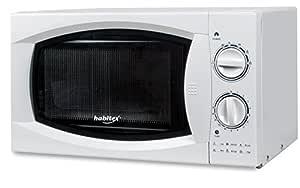 Habitex 1450Y11 - Microondas 17L 700W Mecanico Habit