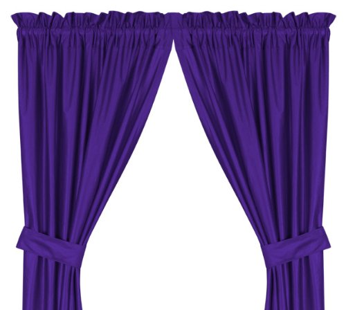 NBA Los Angeles Lakers Drape, 82 by (Tigers Window Curtain)