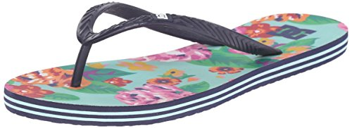Dc Mujeres Spray Graffik Flip-flop Multi 1