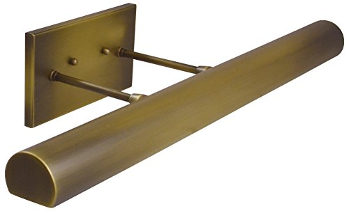 House of Troy DHLEDZ26-71 Direct Wire Horizon LED Picture Light, 26'', Antique Brass by House of Troy