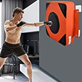 ZPFQFC Tear-Proof Wall Mount Target Pad with Boxing