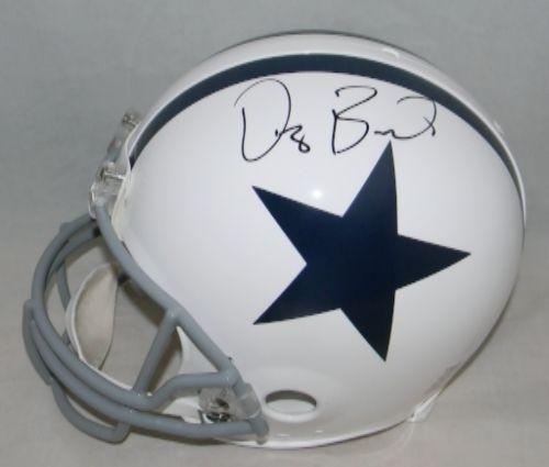 Dez Bryant Signed Helmet - F s Authentic Proline Panini - Panini Certified - Autographed NFL Helmets