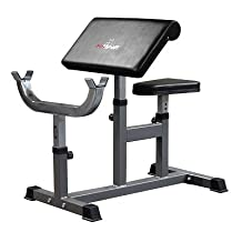 AmStaff Fitness DF2232 Preacher Curl Bench