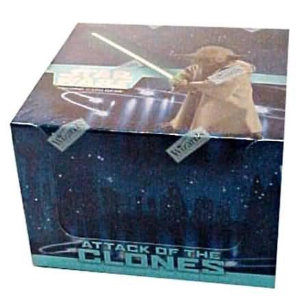 Light Side Starter Deck (Star Wars Attack of the Clones Dark Side and Light Side Starter Deck Box)