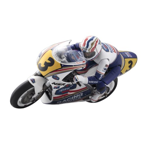 Kyosho Radio Control Honda NSR500 Motorcycle Kit - No. (1:8 Scale)