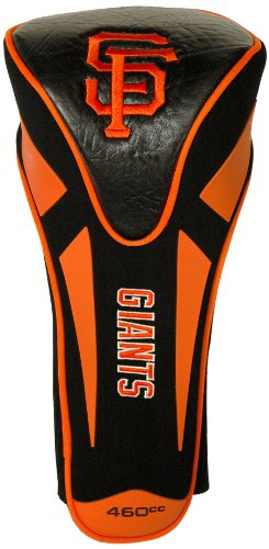 (Team Golf MLB San Francisco Giants Golf Club Single Apex Driver Headcover, Fits All Oversized Clubs, Truly Sleek Design)